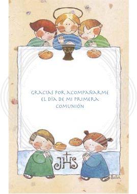 Recordatorios primera comunion para imprimir gratis - Recordatorios de comunion para imprimir ...