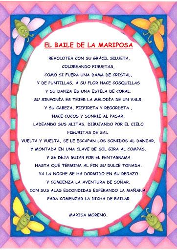 para niños de primaria imagui poemas cortos para niños de