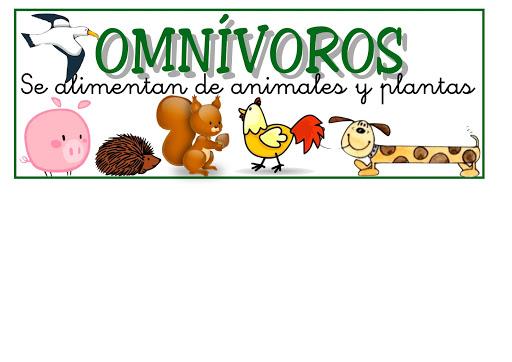 Dibujos De Animales Omnivoros Para Colorear