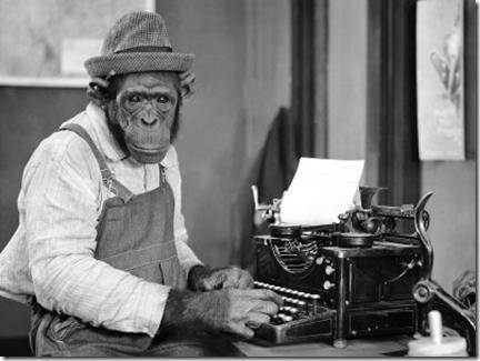 monkey type