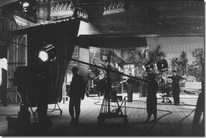 tv studio 1950