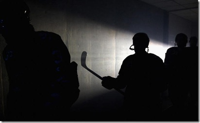dark hockey