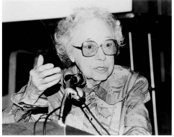 Myrtle Byram McGraw (1899-1988)
