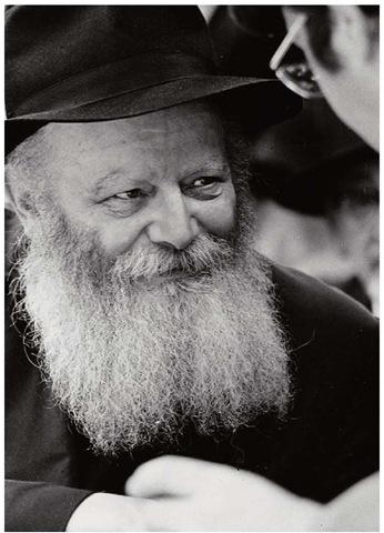 Lubavitcher Rebbe Menachem Mendel Schneerson. (Chabad.org)