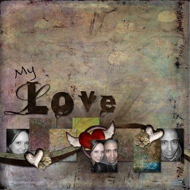 My Love copy