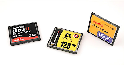 Compact Flah Cards (1994)
