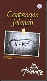 Contengan Jalanan II-K2 Book Cover Hlovate
