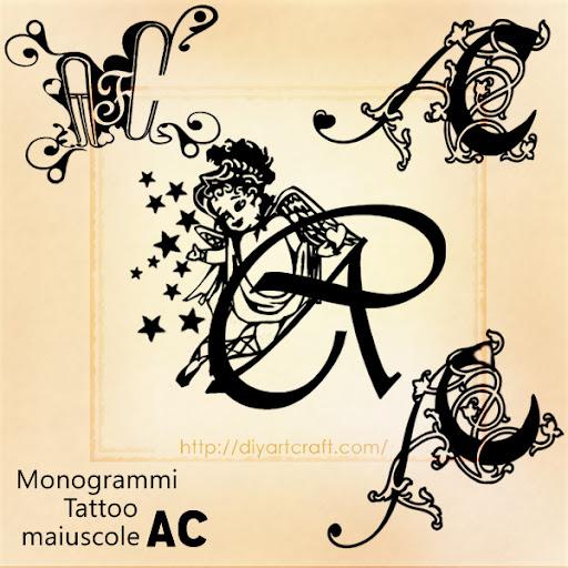 Lettere Tattoo Corsivo Funny Pics