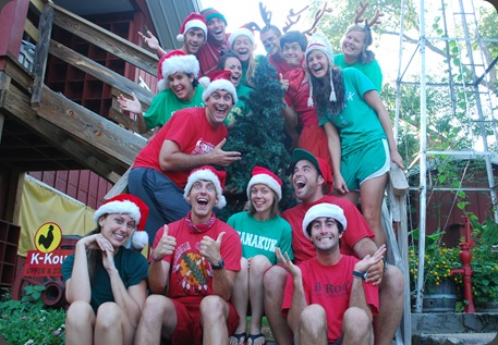 Merry K-Kountry Christmas