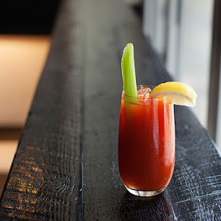 North End Grill's Bloody Mary Mix