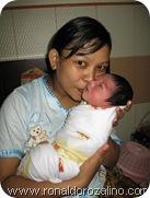Mama Yeyen dengan Vilono Ridho Pratama2