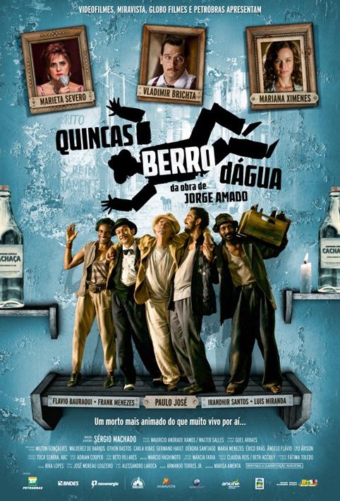 QuincasBerrodAgua-poster