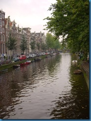 Canal in early morning