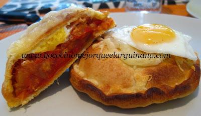 Empanada de Pisto