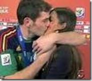 Foto de Casillas a Sara 1