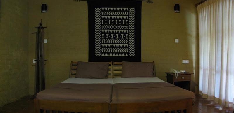 Bopath Ella Falls Rock Chalets Hotel Bedroom