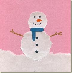 mag snowman