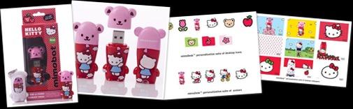 View Hello Kitty® Balloon MIMOBOT®
