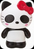 Hello Kitty Collectible Coin Bank: Panda