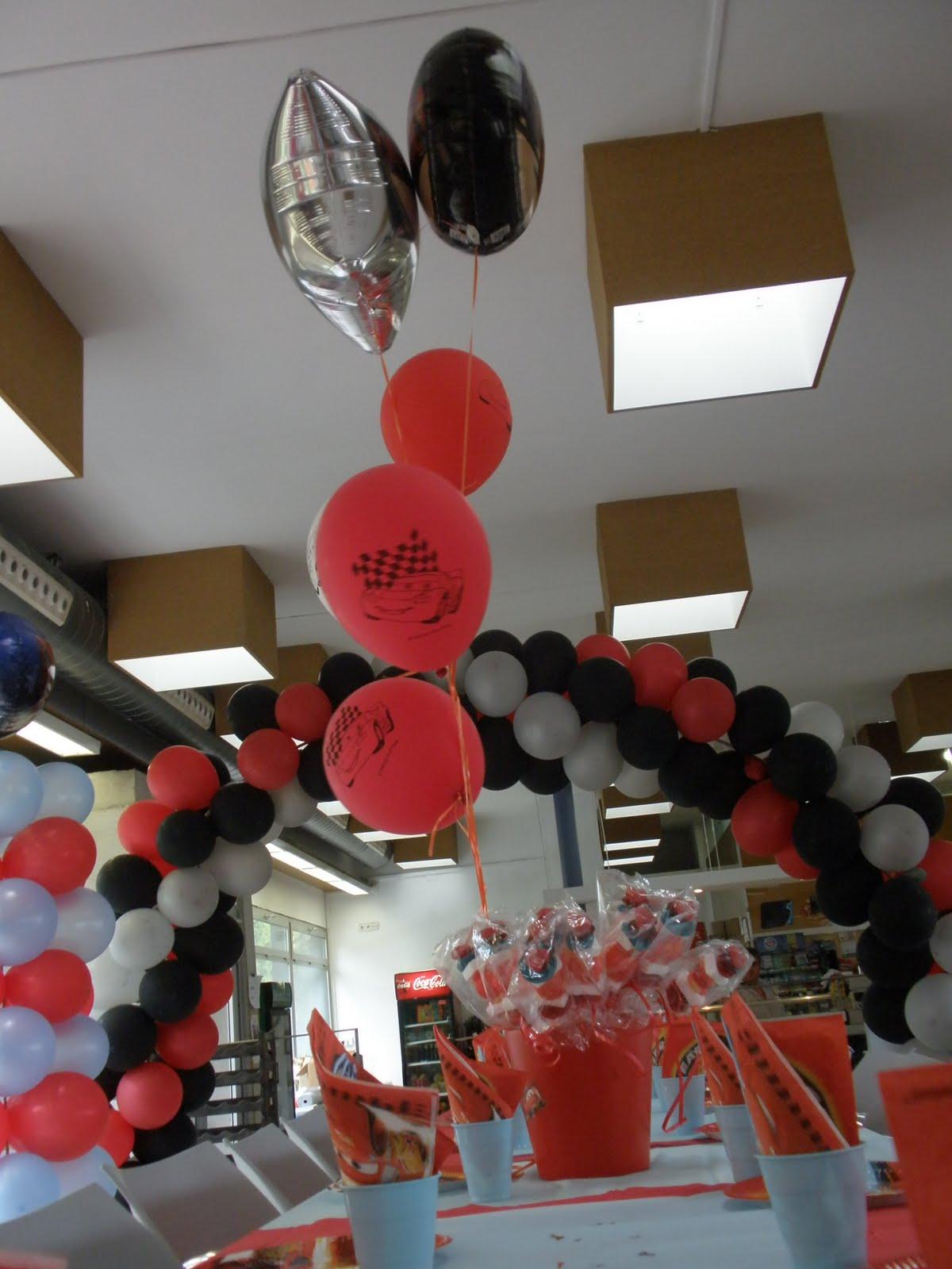 Decoracion para cumplea os de 50 a os 3 quotes links - Decoracion con globos 50 anos ...