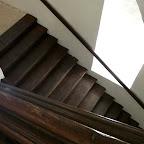Restaurované schodiště - otevírání sezóny 2011 - duben 2011