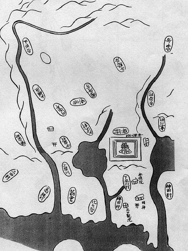 長禄年間図(図解)