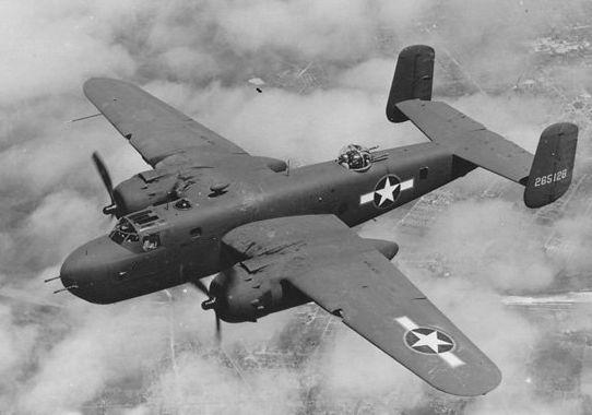 B-25 B型