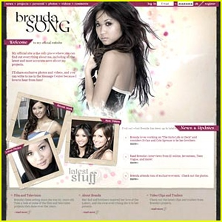 brenda-song-official-site