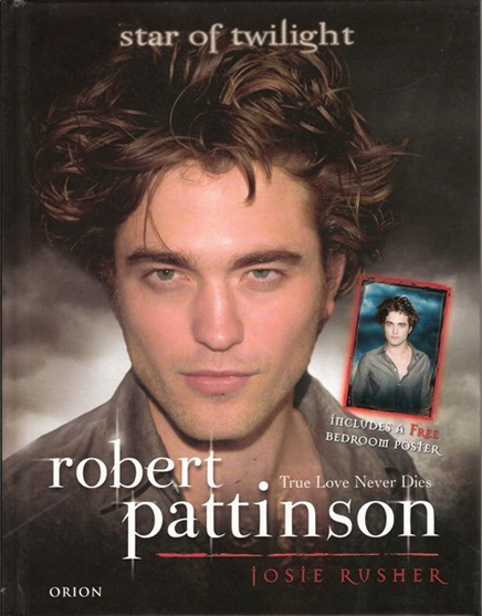 Robert Pattison-libro