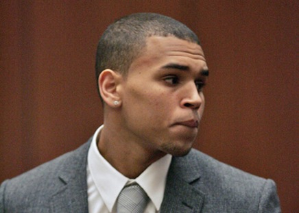 chris brown arraignment 2 050309