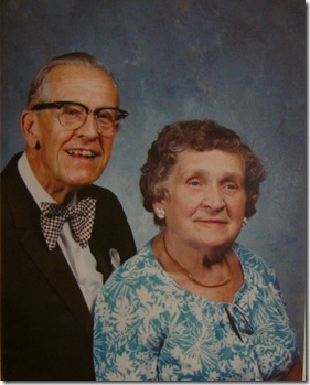 Grandparents as I remember them