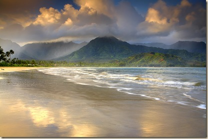 Hanalei Mist, Kauai, HI photo ©Patrick Smith Photography 2009