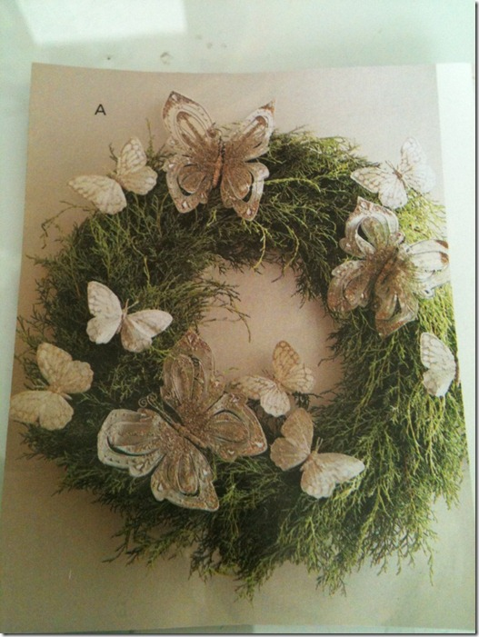 inspiration wreath