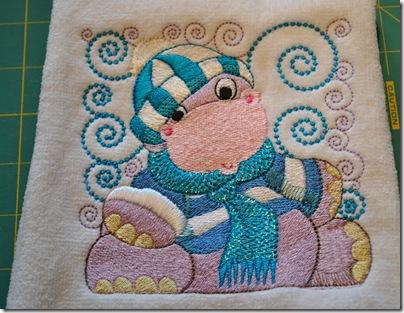 Mylar Hippo 004