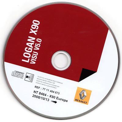 Программа Renault Logan X90 C Visu v5.0 WIRING DIAGRAMS содержит электрические схемы, блок-схемы, виды на разъемы и...
