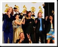 Arcade Fire ganhou por Álbum do Ano