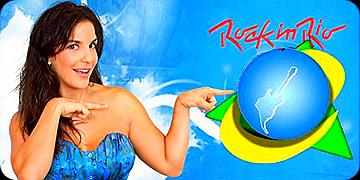 Ivete Sangalo: Atração confirmada no Rock in Rio 2011