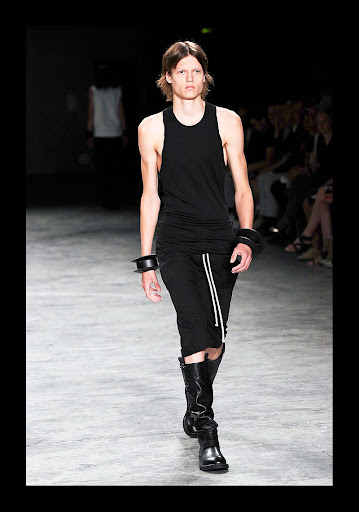 Milan menswear fashion week springsummer 2010 on june 22 for Rick owens milan