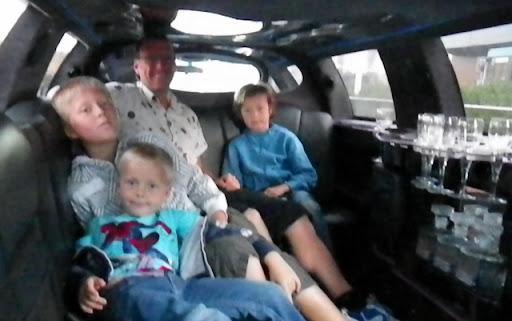 Inne i bilen