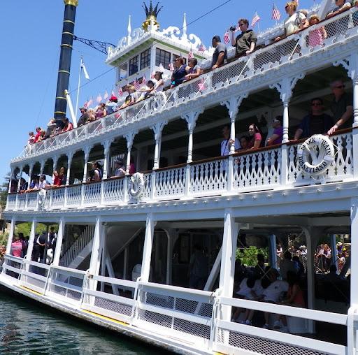Disneyland hjuldamper