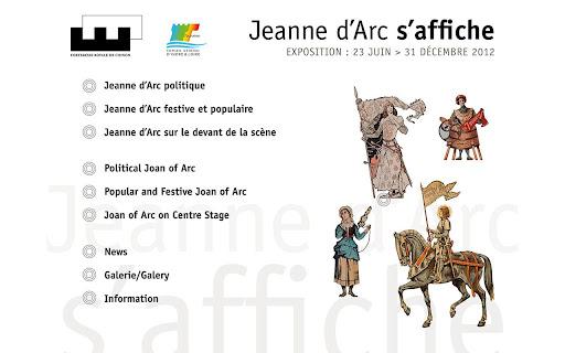 Joan of Arc - Chinon