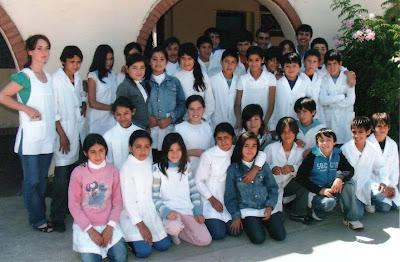 Escuela primaria n 63 federal entre r os egresados 2008 for Vivero arguello