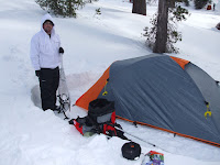 Snow Camping 101 - Jan 2010.JPG Photo