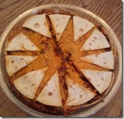 Simple Cookery Taco Pie