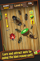 Screenshot of Smash These Ants