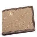 Prada 2M0114 Mens Wallet - Sand