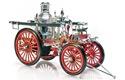 1886 Silsby-Manning Steam Fire Engine