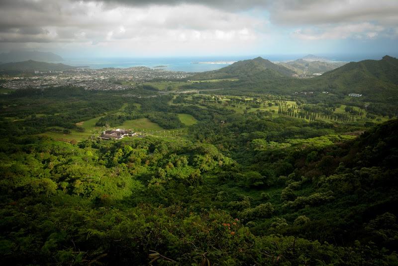 Oahu: Pali Lookout