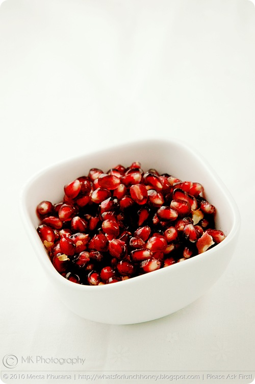 Pomegranate Seeds (01) by MeetaK