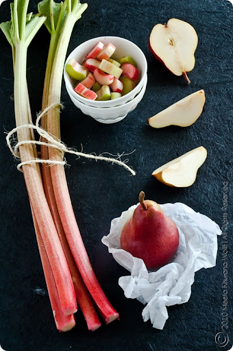 Rhubarb-Pear (0039) by MeetaK